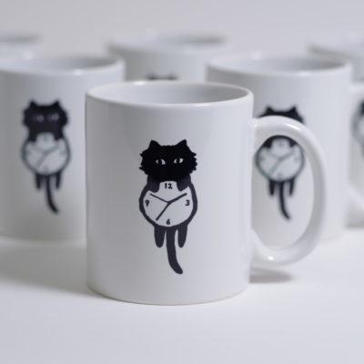 Mew O'Clock – Mug
