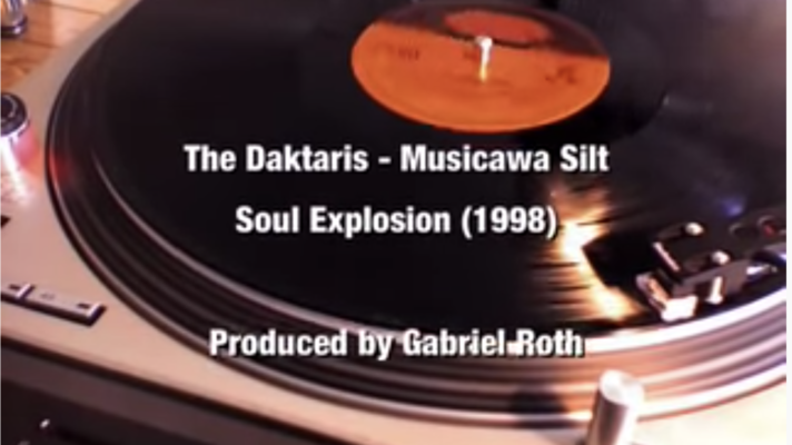 The Daktaris – Musicawa Silt [Hailu Mergia and The Walias]