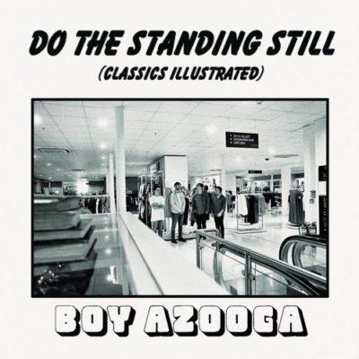 Do The Standing Still