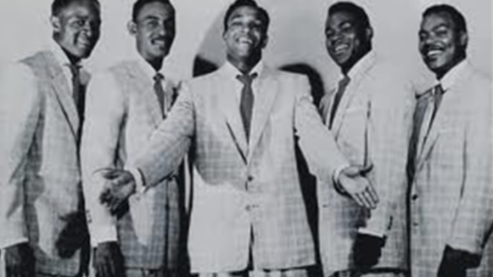 The Drifters – White Christmas [Bing Crosby]