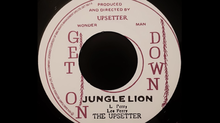 The Upsetters – Jungle Lion [Al Green]