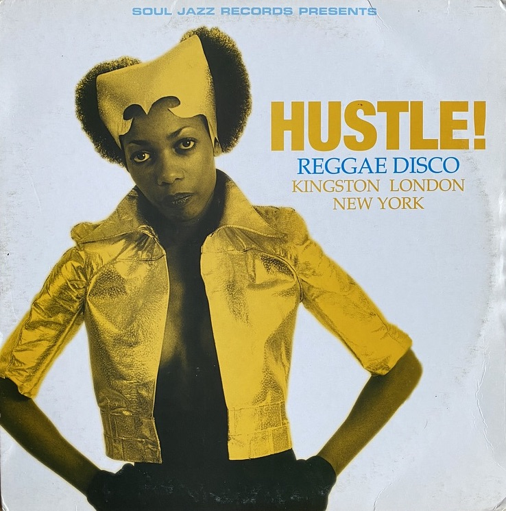 Blood Sisters『Hustle! Reggae Disco』