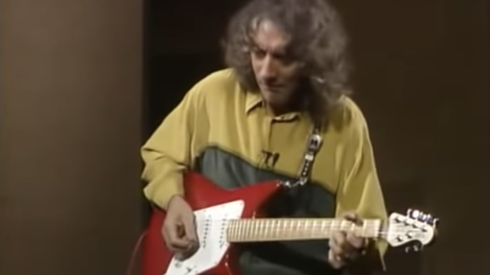 Albert Lee – Cocaine [J.J. Cale]