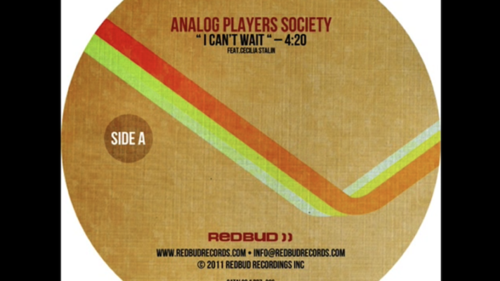 Analog Players Society feat. Cecilia Stalin – I Can't Wait [Nu Shooz]