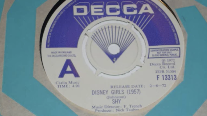 Shy – Disney Girls (1957) [The Beach Boys]