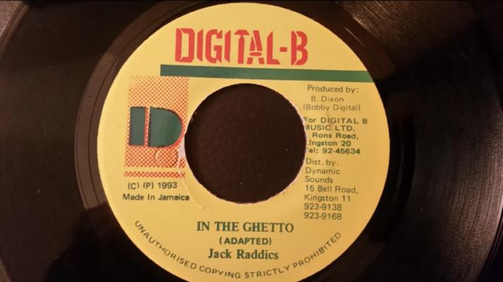 Jack Radics – In the Ghetto [Marlena Shaw]