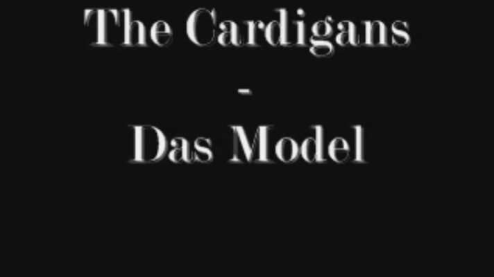 The Cardigans – Das Model [Kraftwerk]