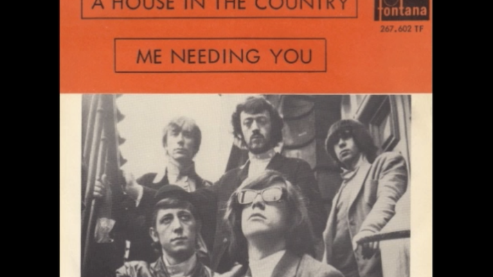 The Pretty Things – A House In The Country [The Kinks]