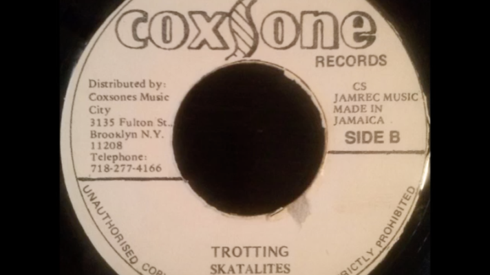 Tommy McCook & The Skatalites – Trotting In [Lloyd Trotman and His Orchestra]