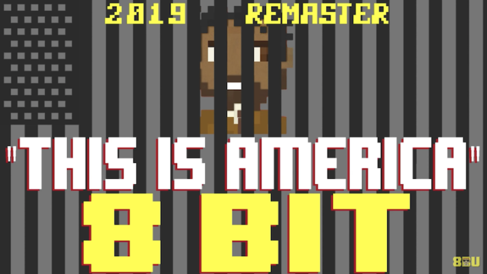 8 Bit Universe – This is America [Childish Gambino]