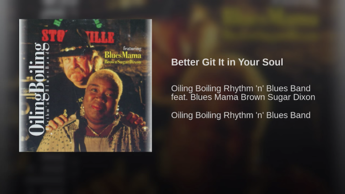 Oiling Boiling Rhythm 'n' Blues Band – Better Git It in Your Soul [Charles Mingus]