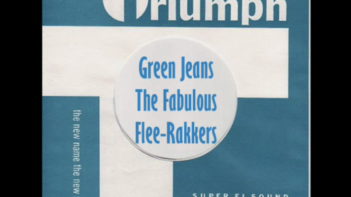 The Fabulous flee-Rakkers – Green Jeans [Traditional Folk]