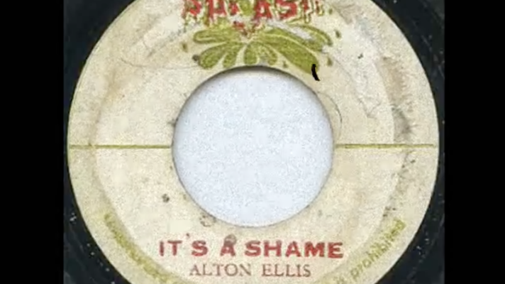 Alton Ellis – It's a Shame [The Spinners]