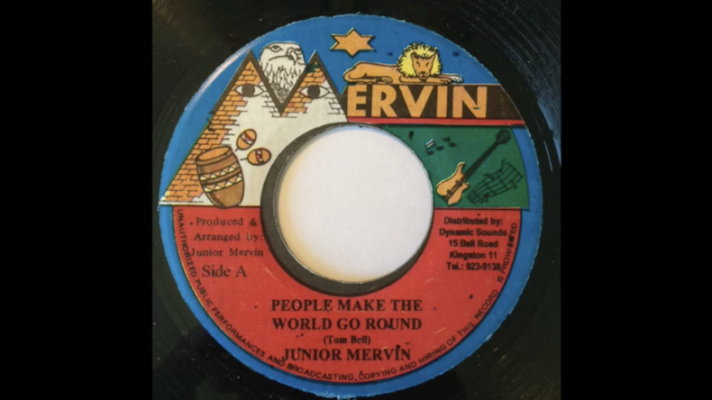 Junior Mervin – People Make the World Go Round [The Stylistics]