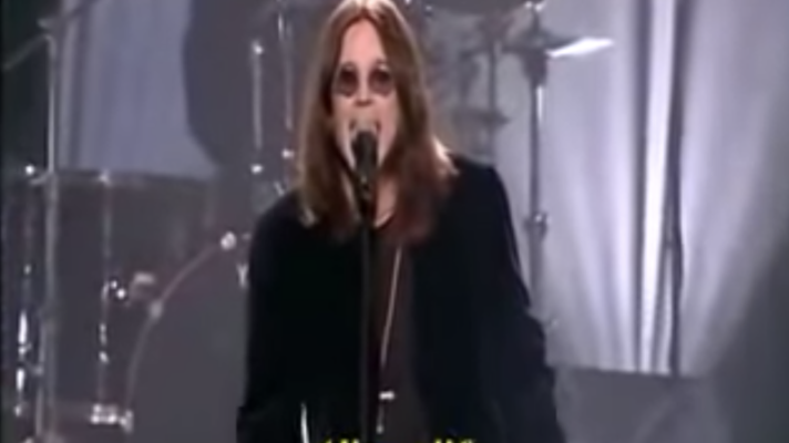 Ozzy Osbourne –  In My Life [The Beatles]