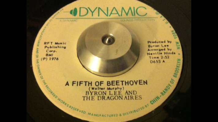 Byron Lee & The Dragonaires – A Fifth of Beethoven [Walter Murphy]