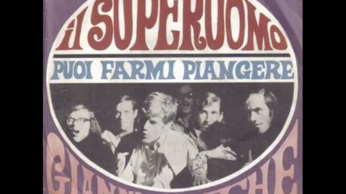 Gianni Pettenati and the Juniors – Il Superuomo [Donovan]