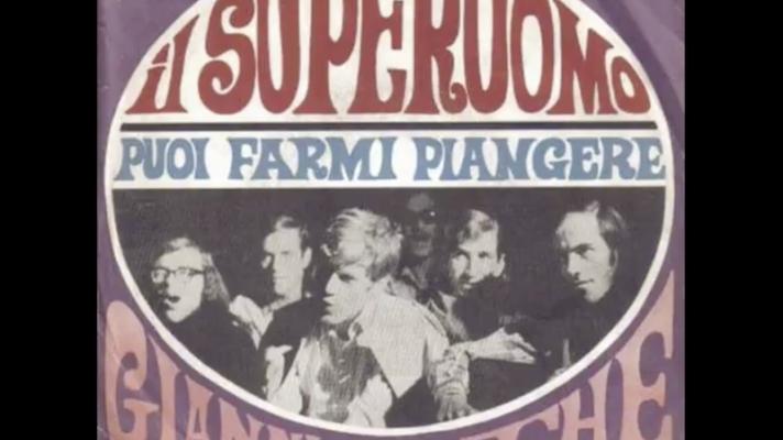 Gianni Pettenati and the Juniors – Il Superuomo [Donovan]