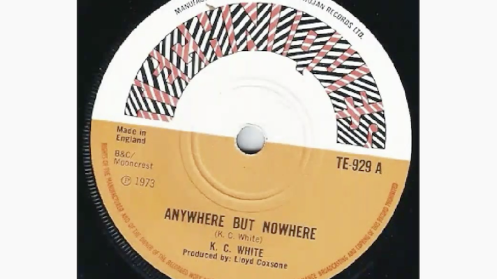 K.C. White – Anywhere But Nowhere [Gene Chandler & Barbara Acklin]
