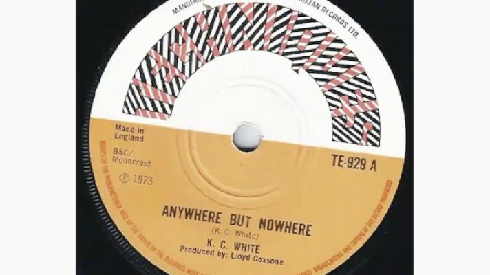 K.C. White – Anywhere But Nowhere [Gene Chandler & Barbara Acklin]