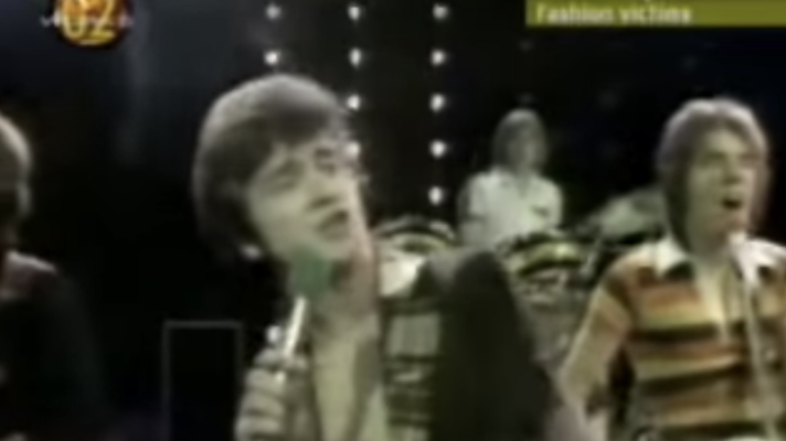 Bay City Rollers – I Only Wanna Be With You [Dusty Springfield]