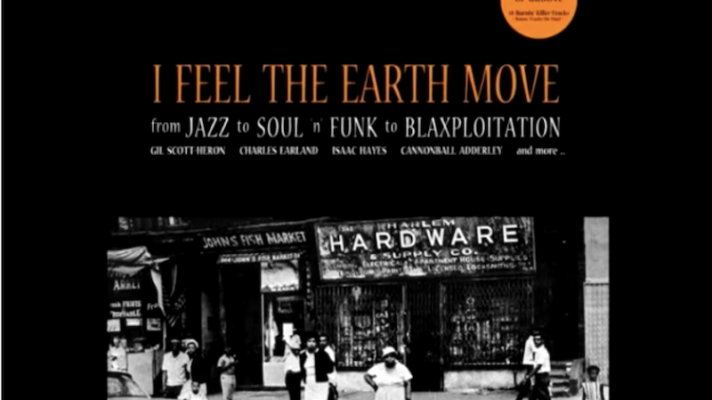 Ivan 'Boogaloo' Joe Jones – I Feel the Earth Move [Carole King]