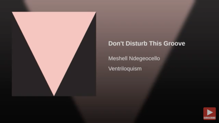 Meshell Ndegeocello – Don't Disturb This Groove [The System]