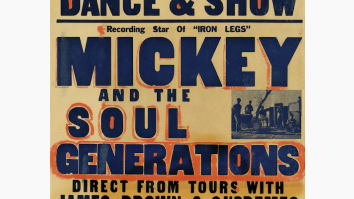 Mickey & the Soul Generation – Message From a Black Man [The Temptations]