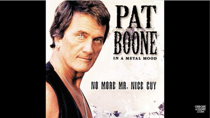 Pat Boone – Crazy Train [Ozzy Osbourne]