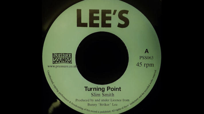 Slim Smith – Turning Point [Jimmy Holiday]