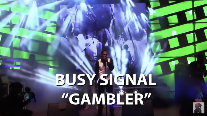 Busy Signal – The Gambler [Kenny Rogers]