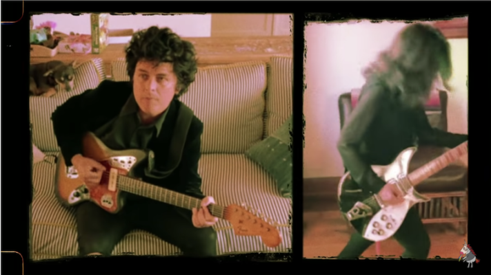 Billie Joe Armstrong – Manic Monday [The Bangles]