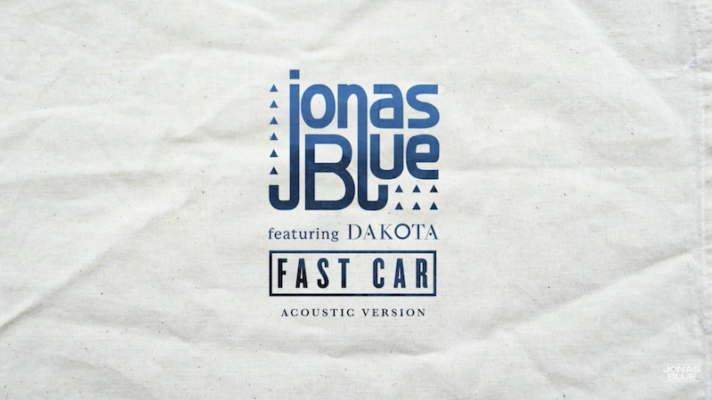 Jonas Blue – Fast Car(Acoustic Version) [Tracy Chapman]