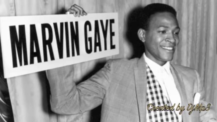 Marvin Gaye – Sunny [Bobby Hebb]