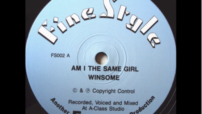 Winsome – Am I the Same Girl [Barbara Acklin]