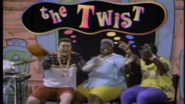 Fat Boys – The Twist [Chubby Checker]