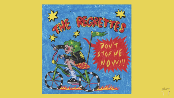 The Regrettes – Don't Stop Me Now [Queen]