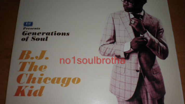 B.J. the Chicago Kid – Charlie Ray [Raphael Saadiq]
