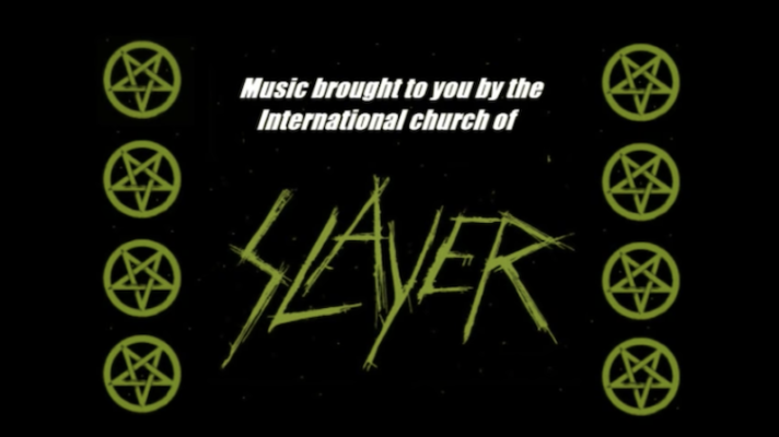 Slayer – Sick Boy [Charged G.B.H]