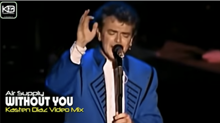 Air Supply – Without You [Harry Nilsson]