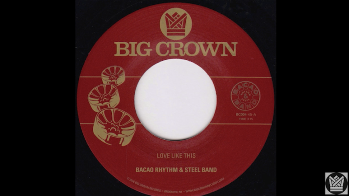 The Bacao Rhythm & Steel Band – Love Like This [Faith Evans]