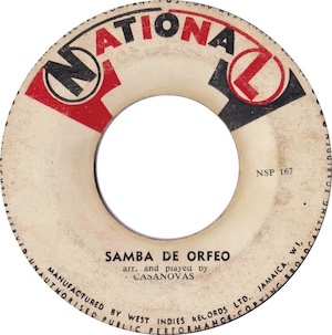Samba De Orfeo