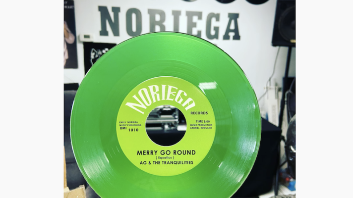 AG & The Tranquilities – Merry Go Round [The Equatics]