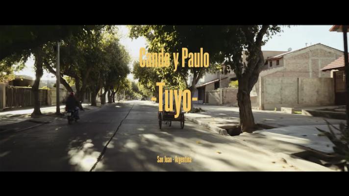 Cande y Paulo – Tuyo [Rodrigo Amarante]
