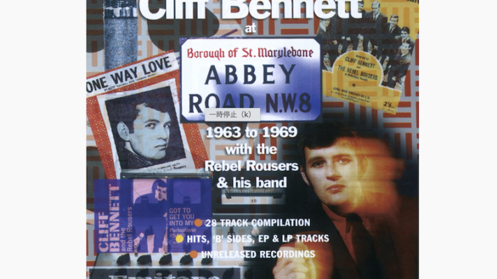 Cliff Bennett & the Rebel Rousers – Back in the U.S.S.R. [The Beatles]