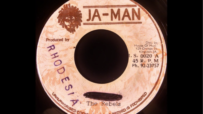 The Rebels – Rhodesia [Jackie Mittoo and The Soul Vendors]