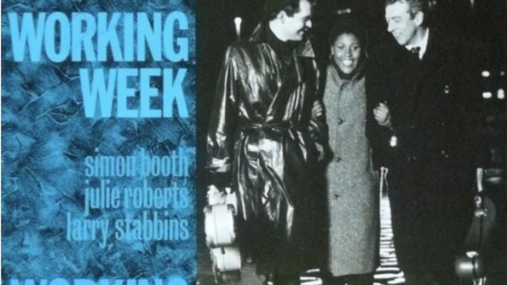 Working Week – Inner City Blues [Marvin Gaye]