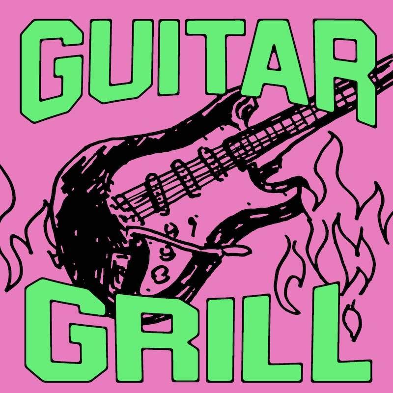 "GUITAR GRILL<br> ""Apache"""