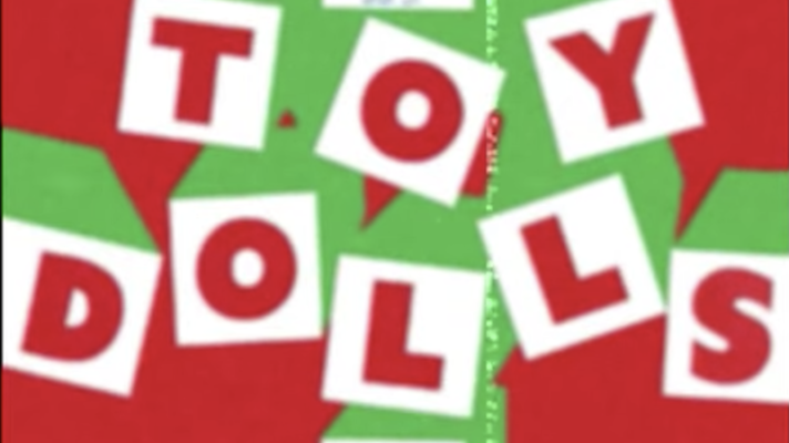 Toy Dolls – Wipe Out [The Surfaris]