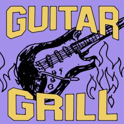 """GUITAR GRILL<br> """"英米ポップスのカリブ仕立て その1"""""""